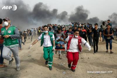 Four Palestinians martyred by Israeli Military
