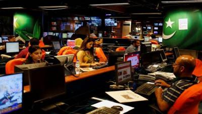 Geo TV back on the air after deal with military: Report