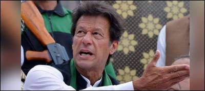 Imran Khan reacts over criticism of KP government by CJP