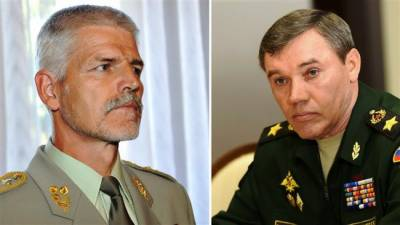 NATO - Russian top Generals come face to face