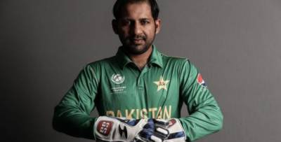Skipper Sarfraz Ahmed sets up a new tradition in the field
