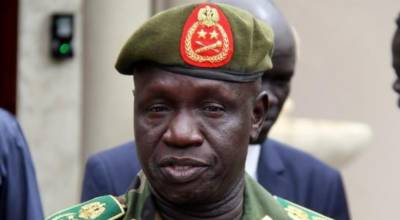 South Sudan Army Chief dies during Egypt visit
