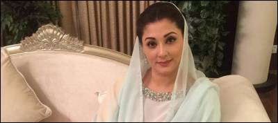 Maryam Nawaz hits out at CJP over withdrawal of extra security from Nawaz Sharif