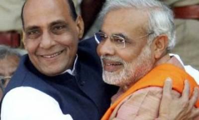 Pakistan is conspiring to break India into pieces: Top Indian leader