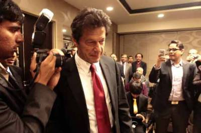 Why Imran Khan is leaving for London today?