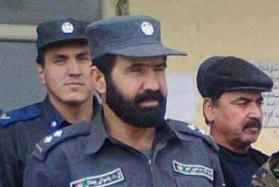 Afghan Police top commander killed in Taliban attack