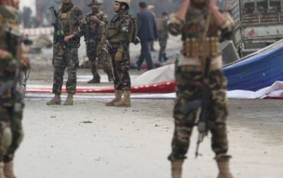Afghan Taliban condemn suicide attack on civilians in Kabul