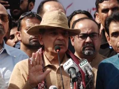 After transforming Lahore into Paris now Shahbaz Sharif vows to make Karachi as New York