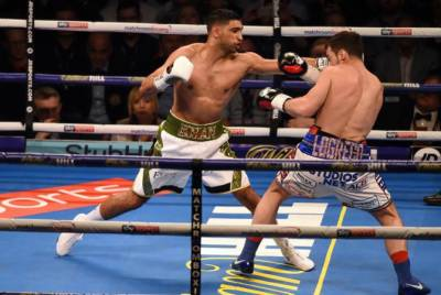 Amir Khan makes a new history in boxing ring