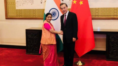 China India foreign ministers hold key talks in Beijing