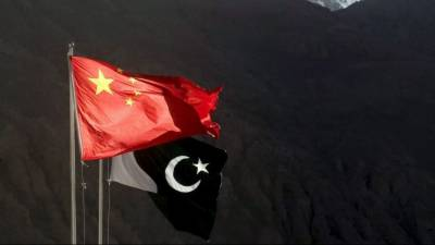 China responds to reports of hidden military designs behind CPEC