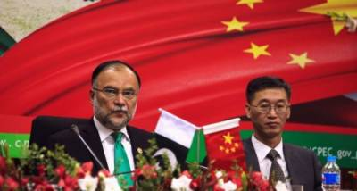China will never leave Pakistan: Chinese Ambassador
