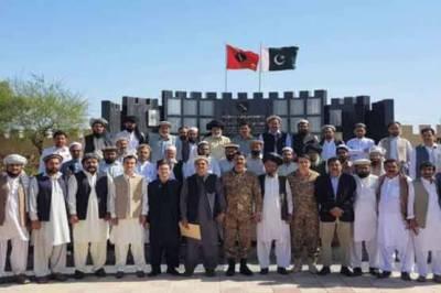 COAS General Bajwa intervenes to resolve issues of Waziristan tribals