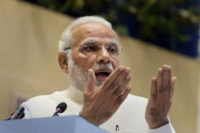 Frustrated Modi lashes out at his own Ministers and MLAs