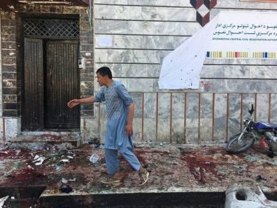 Kabul blast death toll rises drastically, responsibility claimed