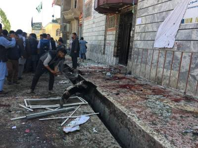 Kabul suicide blast: Atleast 85 killed and wounded