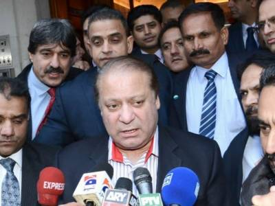 Nawaz Sharif hits out at its own government performance