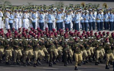 Pakistan tri services military band to perform in Beijing at SCO meeting