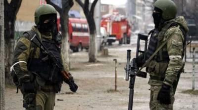 Russian forces bust terrorist network, kill 9 militants
