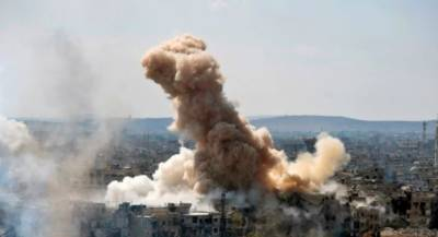 Syrian Military take away last part of Damascus from ISIS