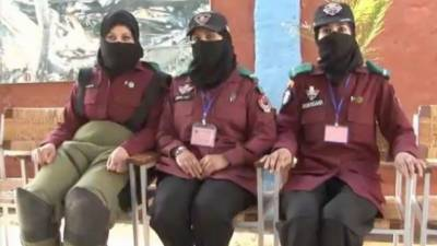 The daughters of the soil: KP Police women commandos are among first ones in Asia