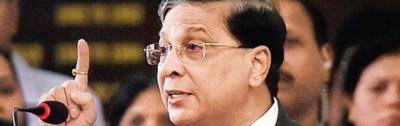 The politics behind impeachment of Chief Justice of India
