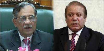 CJP issues important instructions over security protocol to Nawaz Sharif