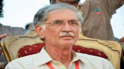 CM Pervaiz Khattak clarifies his