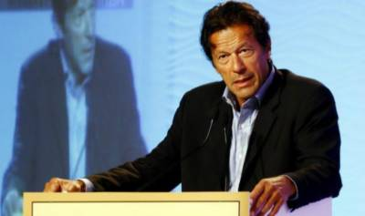 Imran Khan hits out hard at US, India in his address to British Parliamentarians