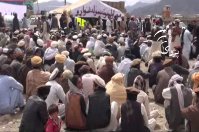In a first, Afghan Taliban clash with rally against support of Pashtun Tahaafuz Movement PTM