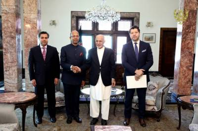 India is a strategic partner of Afghanistan: President Ghani