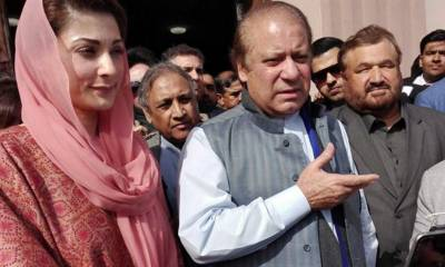 Nawaz Sharif hits out hard at CJP Justice Saqib Nisar