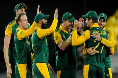 Pakistan Vs South Africa cricket series schedule announced