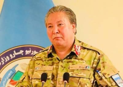 Top Afghan General dismissed: Afghan media