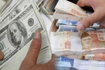 US dollar reaches an all time high versus Pakistani Rupee
