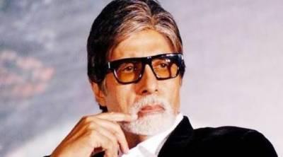 Veteran Actor Amitabh Bachan slammed by fellow actress