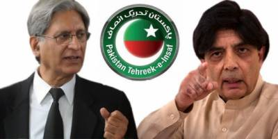 Aitzaz Ahsan or Ch Nisar: The big wicket Imran Khan vows to take down