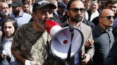 Armenian opposition leader calls new rally for Wednesday
