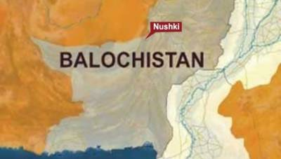 Balochistan: People hold rally in favor of security forces in Nushki