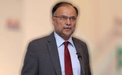 Interior Minister Ahsan Iqbal hits out hard at CJP