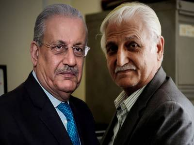 Khursheed Shah recommends Rabbani, Babar for caretaker PM