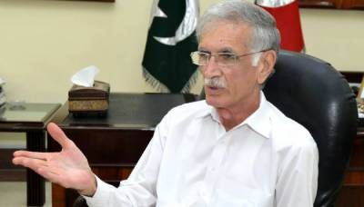 KP Chief Minister Pervaiz Khattak lands into trouble