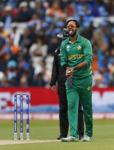 Pakistan rising all rounder Imad Waseem faces setback