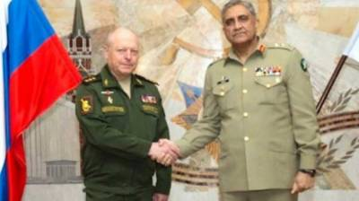 Pakistan, Russia agree to expand military cooperation