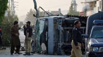 Quetta suicide blasts: Number of martyrs increase drastically