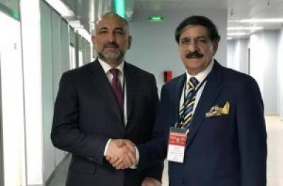 Pakistan Afghanistan NSAs hold important meeting in Russia