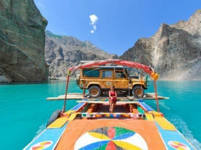 Pakistan Tourism potential stands at $36 billion: Report