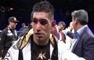 Amir Khan to train Pakistani boxers for Asian Games
