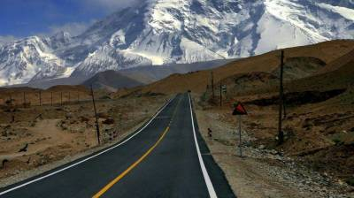 Astore valley road to be constructed on KKH pattern: CM GB