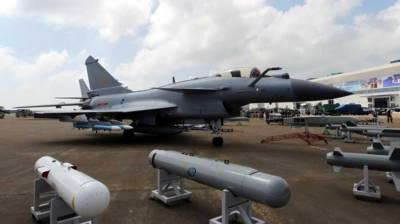 China flew bombers, fighter jets around Taiwan